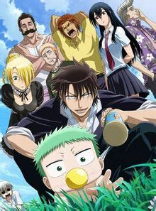beelzebub serie tv  episodes anime kun