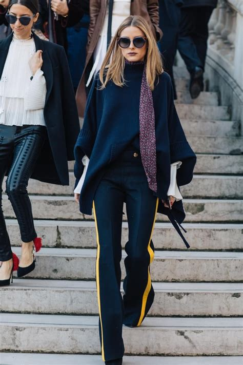 what is in style 2017 street style 224 la fashion week automne hiver 2017 2018 de paris street styles olivia palermo