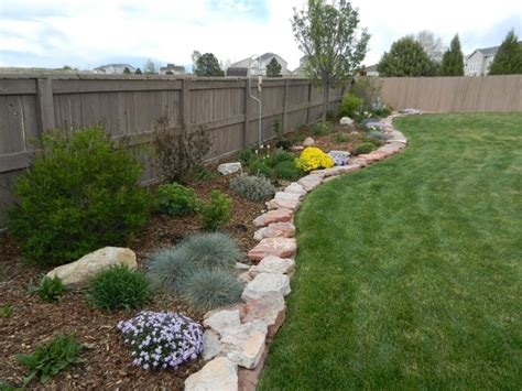 Backyard Xeriscape Ideas Backyard Landscaping Outside Gardens Garden Borders And Backyards