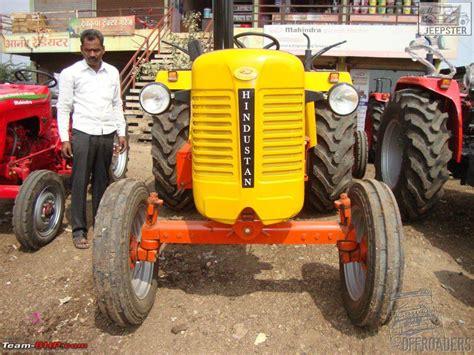mahindra gujarat tractors team bhp hindustan tractor relaunched by mahindra