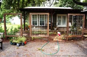 Cheap Garden Trellis Easy Inexpensive Diy Trellis