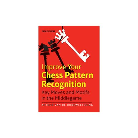 chess pattern recognition book commander van de oudeweetering improve your chess