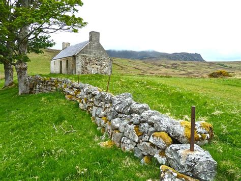 Free photo: Farmhouse, Derelict, Ireland   Free Image on