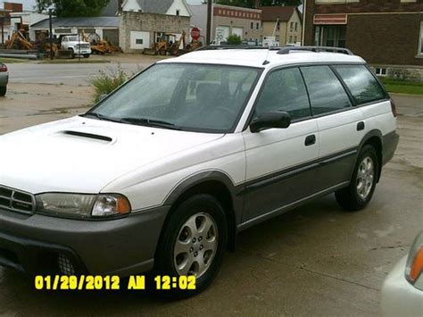 books on how cars work 1998 subaru legacy user handbook buy used 1998 subaru legacy outback limited in dekalb illinois united states