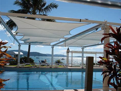 Swimming Pool Awnings by Must Summer Pool Accessory The Pool Canopy Spectralight Ultraviolet