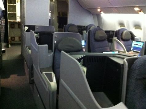 United Miami 4plus 27 5 Inch united airlines new 767 400 economy and business class