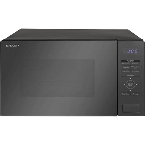 Sharp Black sharp microwave r870km 900 watt microwave free standing