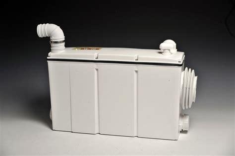 bagno sanitrit sanitrit trituratore adattabile per wc sospesi quot w16p quot