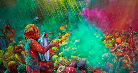 festival of colors the festival of colors india