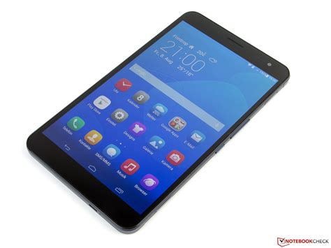 Tablet Huawei Mediapad X1 7 0 Recensione Tablet Huawei Mediapad X1 7 0 Notebookcheck It
