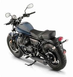 2018 Moto Guzzi V9 Bobber Review   TotalMotorcycle