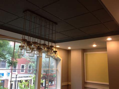 Kitchen Light Fixture Ideas beautiful mason jar lights mode new york contemporary home