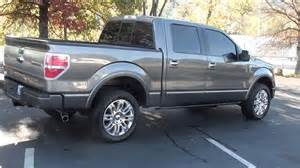 Ford F 150 Platinum For Sale For Sale 2009 Ford F 150 Platinum 1 Owner Stk P5886