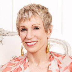 barbara corcoran haircut picture pinterest the world s catalog of ideas