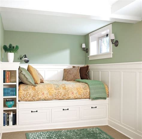 Basement Bedroom Storage Ideas 20 Best Ideas About Shelf Bed On