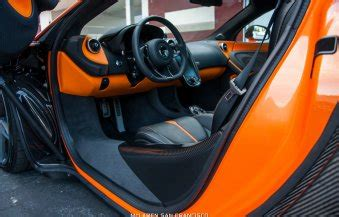 orange mclaren interior gallery ventura orange mclaren 570s sssupersports com