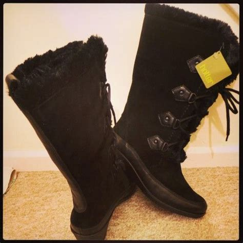 hotter shoes cannes black boots review my style