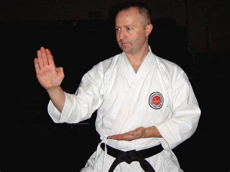 Knife Blocks shotokan karate terminology