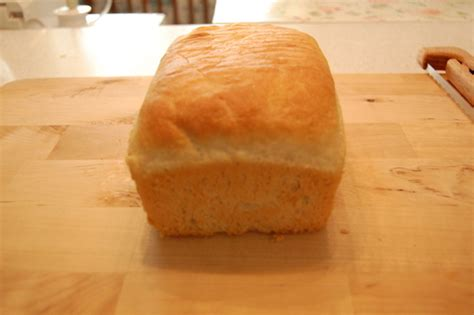 Handmade White Bread - white bread cooking from scratch gdonna s