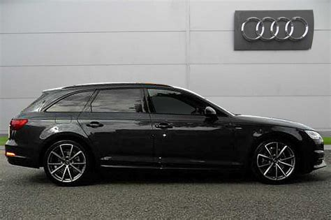Audi A4 Avant S Line 2 0 Tdi by Used 2017 Audi A4 Avant S Line 2 0 Tdi 150 Ps S Tronic For