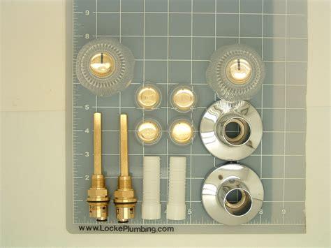 sterling bathtub faucet sterling kit for square stem two handle faucet locke