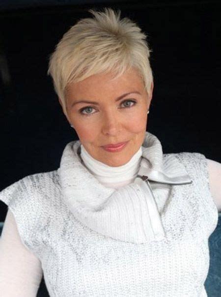Die Neuesten Frisuren by Die Neuesten Kurzhaarfrisuren F 252 R Frauen