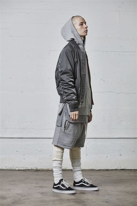 Jaket Hoodie Fog Fear Of God Premium 1 f o g 2015 collection one lookbook exclusively for pacsun