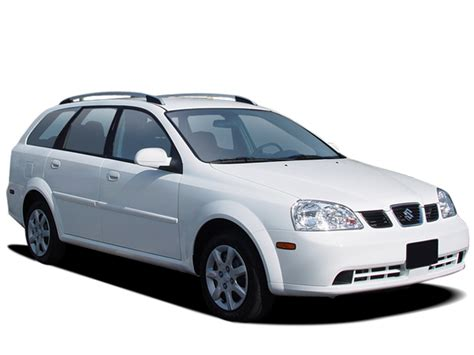 Suzuki Forenza Wagon 2005 Suzuki Forenza Wagon Reviews And Rating Motor Trend