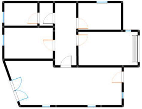 porte in pianta creazione gratuita delle planimetrie degli immobili