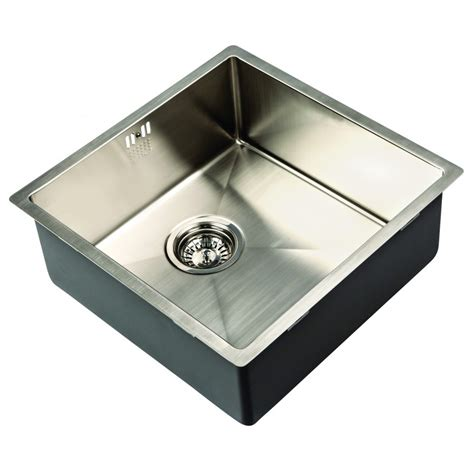 inset sinks kitchen zenuno15 400u undermount sink