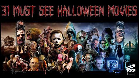 days  horror halloween  marathon youtube