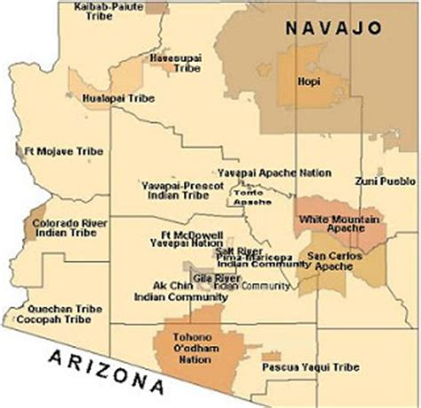 indian reservations in arizona map san carlos apache reservation mission trip map of indian