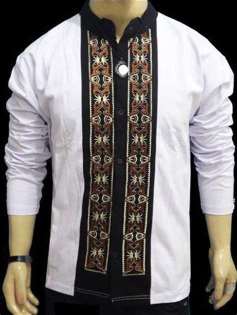 Koko Modern 05 21 contoh gambar model baju muslim pria terbaru 2018