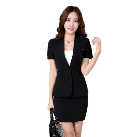 Pakaian Fitnes Wanita Sleeve Setelan high quality grosir seragam kerja wanita dari china