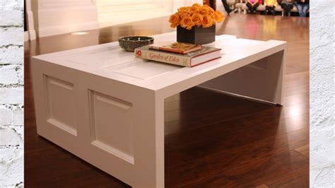 Picture Of Diy Coffee Table Made Of A Door Coffee Table Made From Door