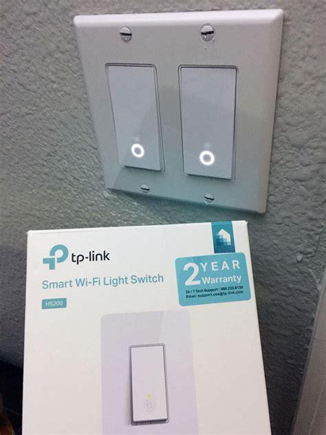 tp link smart wi fi light switch tp link smart wi fi light switch review hometheaterhifi com