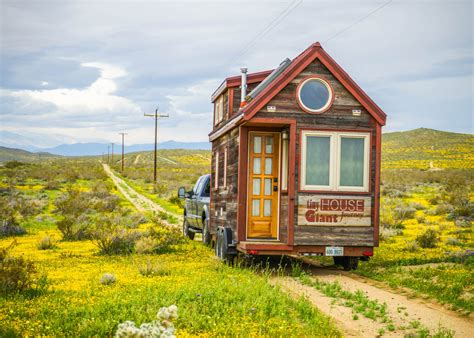 tiny house cost the cost of towing a tiny house