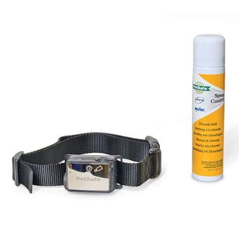 spray collar petsafe big spray bark collar pbc00 12724