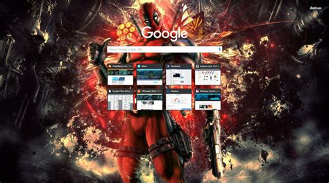chrome themes deadpool best browser themes for chromebooks android central