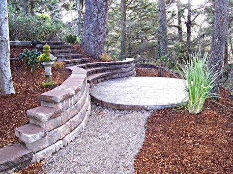 hardscape backyard ideas hardscaping ideas for small backyards ztil news