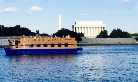 party boat tours two hour party yacht cruise boomerang boat tours groupon