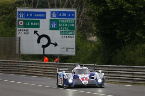 Toyota Hours Post Challenging Le Mans Test For Toyota Gazoo Racing