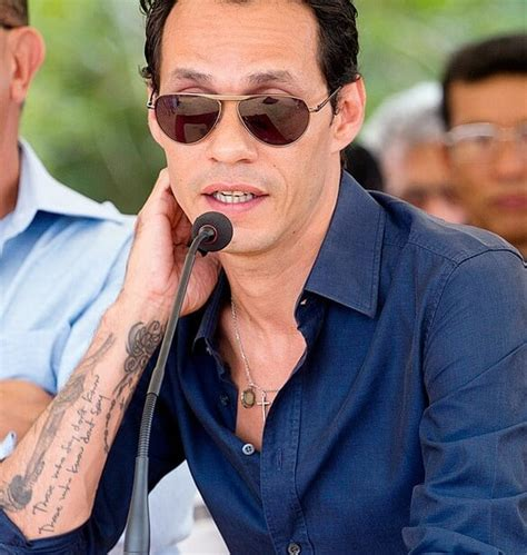 marc anthony tattoo list inkedceleb