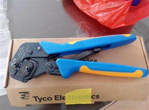 Crimping Tools Cat6 Original tyco tang crimping cat 6 p n 790163 1 asiakomputer