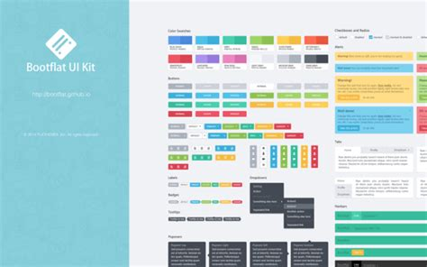 20 best free html css3 ui kits designmaz 20 best free html css3 ui kits designmaz