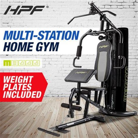hpf cable bench press multi station home sales