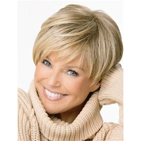 wearing very short texturized hair in a straight style for women of color modern short straight layered bob haircut synthetic hair