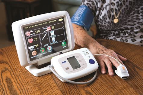 in home monitoring chronic disease management telehealth home care hospice