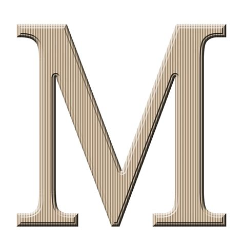 uppercase letter m coloring pages