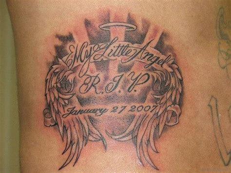 memorable tattoos 51 prettiest memorial tattoos on back